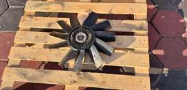 Land rover Td5 viscus fan