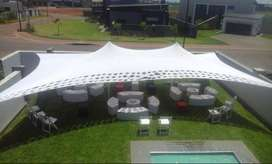 Decor and Party Hire.Ottomans and Couches