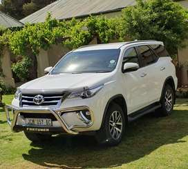 Toyota Fortuner 2.8 Gd-6 (4x2)