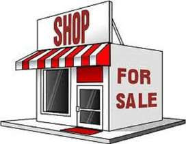 Very Profitable Shop for sale (22year old)