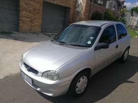 2008 Opel Corsa Lite 1.4i with Aircon + Power steering