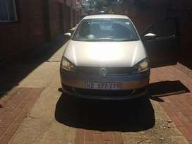 I'm selling my polo vivo because i'm a car dealer