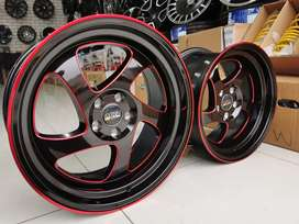 "15"" Or 17"" TMB Rims In 5x100 Fitment"