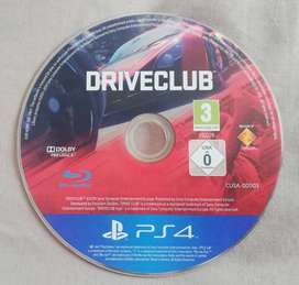 DriveClub - PS4 Game