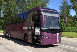 Пассажирские перевозки | Аренда | Заказ автобуса DAF VDL на 55 мест