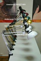 Настольная лампа трансформер(маникюр,шугаринг,эпиляция)