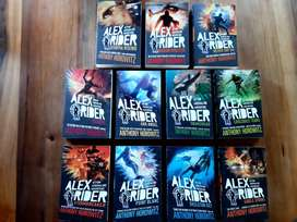 Alex Rider Set Collection - The First Eleven Books