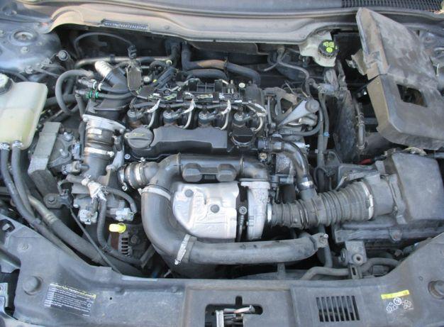 VOLVO S40 V50 C30 Skrzynia Biegów 1.6 D HDI Osprzęt 109KM CZĘŚCI RADOM Radom - image 8
