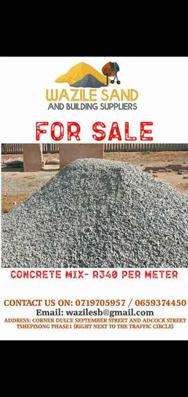 Selling Sand