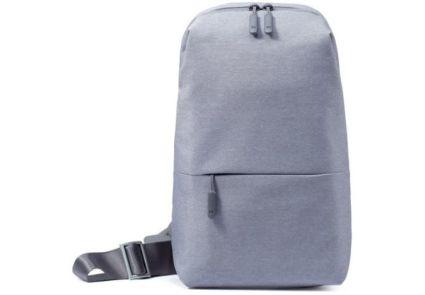 Рюкзак Xiaomi Mi City Sling Bag Light Grey Кропивницкий - изображение 1