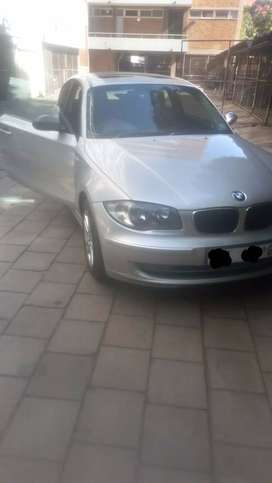 Its a bmw, the family has had it since 2007.