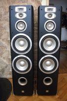 Kolumn JBL L 890 Studio + Nordos Flatine markowe przewody