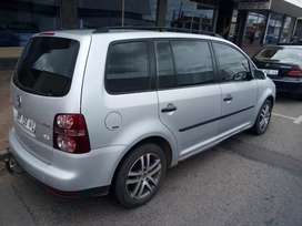 VW Touran 1.9Tdi Automatic