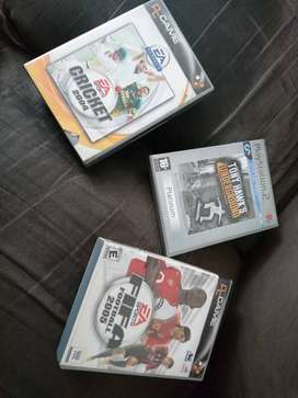 Various Games - PC & Playstation 2