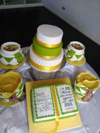 Traditional Wedding Cakes Theme 0