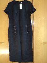 Платье лен размер 48-50