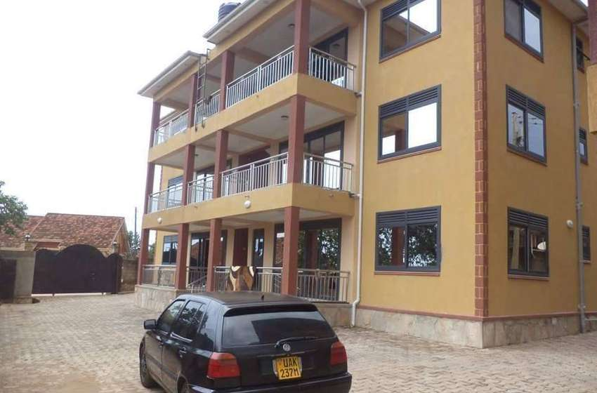 MAGNIFICIENT 2 BEDROOMS APARTMENT IN KISASI AT 800K 0