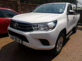 2018 Toyota hilux GD6 2.4  4x4  with only 118 00km