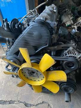 MAZDA/FORD 2.5TD (WL) ENGINE AND GEARBOX FOR SALE
