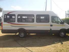 22 Seater Iveco