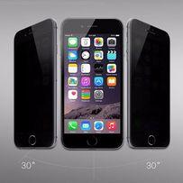 Антишпион Приватное Защитное стекло на iPhone 5/S/SE/6/S/7/8/Plus/X/10