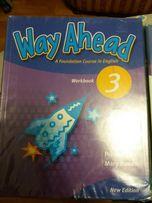 Учебники английский язык Way Ahead 3, 5