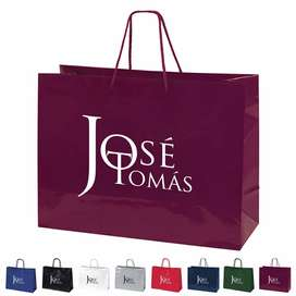 Get Custom Printed Paper Bags to Market Brand