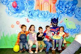 Клоуны, аниматоры на детский день рождения в г. Киев. Организация детс