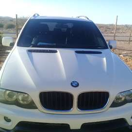 BMW  X5 TO SWOP FOR DOUBLE CAB 4x4 BAKKIE OR A FORTUNER OR FOR CASH
