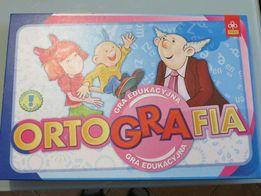Gra edukacyjna ORTOGRAFIA