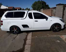 1.4 Utility Bakkie with power steering & Aircon.