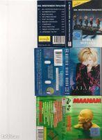 Sprzedam kasety z muzyką polską