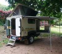 Image of 2010 Jurgens Oryx for Sale or Swop for Caravan