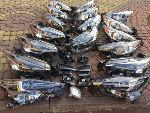 mazda 6,3,cx5 фары led,галоген,ксенон. Usa і Європа Малечковичи - изображение 1