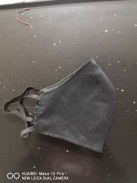Reusable cloth face masks