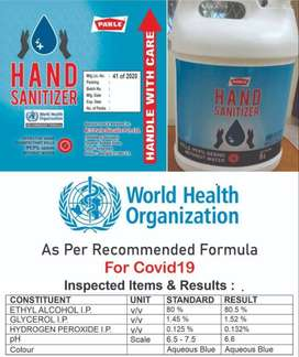 Hand sanitizer and Clear Masks Business opportunity