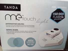 Hair removal home machine. 150 000 flashes