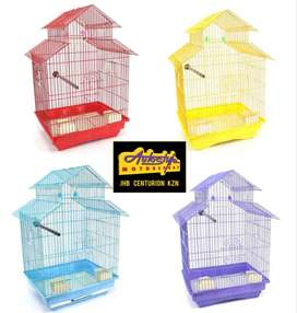 DIY Bird Cage Small 35 x 38 x 53cm R250 Quick and Easy to assemble  Wh