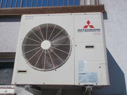 Pompa ciepla MITSUBISHI powietrze-woda do 500m2 z montazem