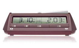 Profesjonalny, elektroniczny zegar szachowy DGT2010