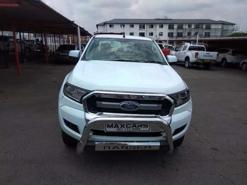 2014 ford ranger 2.2 tdci double cab 4x2 manual 0