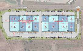 887m New Warehouse in Sterkfontein close to Airport