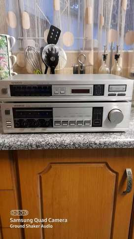 Kenwood stereo amp and tuner