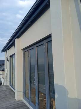 Painting, waterproofing, gutters cleaning, soffits, facials
