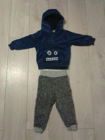Bluza Spodnie dres jak Smyk Next HM Reserved 74/80 Kościerzyna - image 1
