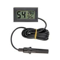 Термометр гигрометр электронный