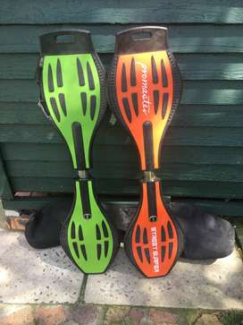 J Boards x2 with bag - R550-00 for both