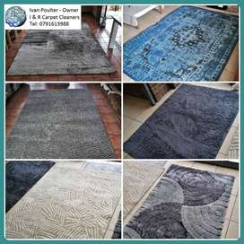 Top Price for Carpet and Upholstery Cleaning! R450-3 Rooms