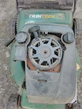 Lawnmower Trim tech