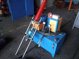On-site Mobile High torque Lineboring machine